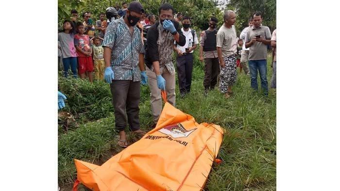 Asyik Isap Sabu Bareng, Kejinya Pria Ini Malah Bunuh Sahabatnya Pakai Kayu