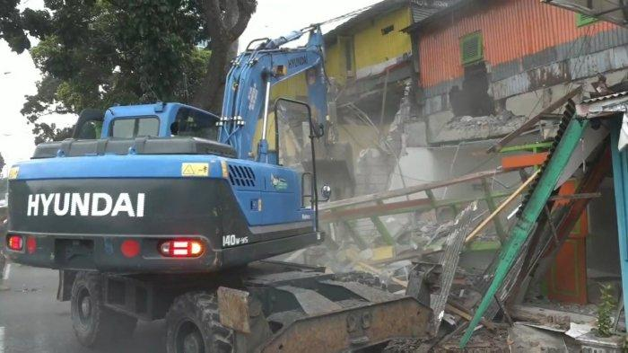 Camat Tebet: Pembongkaran Bangunan Liar di Menteng Dalam untuk Cegah Banjir