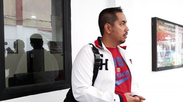 Sunan Kalijaga di Ditres Narkoba Polda Metro Jaya, Jakarta Selatan, Kamis (15/2/2018) TRIBUNJAKARTA.COM/SATRIO SARWO TRENGGINAS