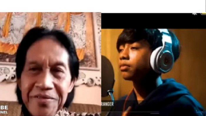 Betrand Peto Nyanyikan Lagu 'Sewu Kuto' Didi Kempot, Pengamat Musik Komentari Pelafalan Lirik: Unik
