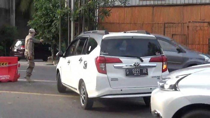 Tak Miliki SIKM, Sudah 2.500 Kendaraan Diputar Balik di Jakarta Barat