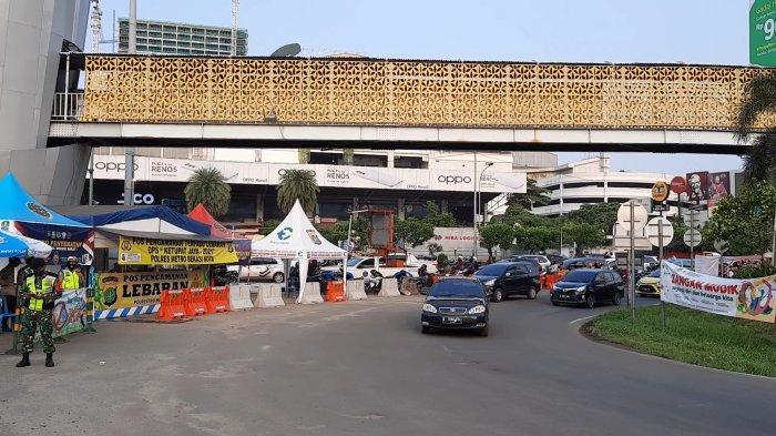 Banyak Pengendara Motor Nyasar Nyaris Masuk ke GT Bekasi Barat Gara-gara Lihat Google Maps - pengendara-motor-nyasar-nyaris-masuk-tol-bekasi-2.jpg