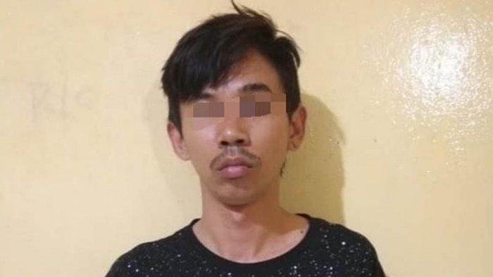 Driver Ojek Online Gasak Spion Mobil yang Berhenti di Pinggir Jalan Tambora