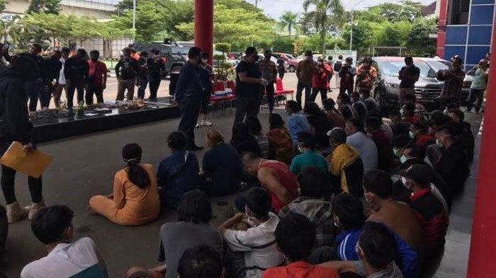 Kampung Narkoba Digerebek, 65 Orang Ditangkap tapi Bandar Besarnya Berhasil Lolos