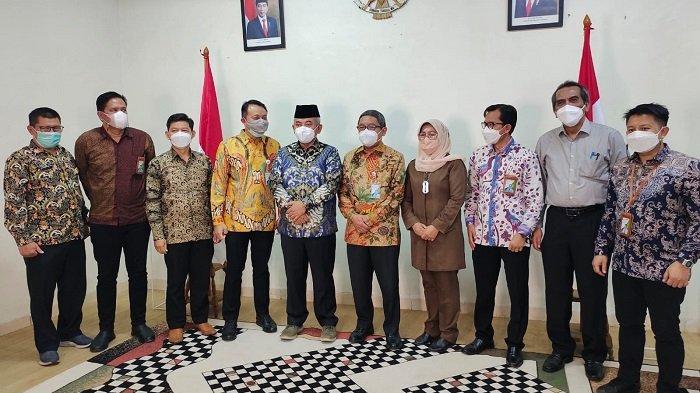 Kota Bekasi Terima Penghargaan Paritrana Award dari Wapres Maruf Amin