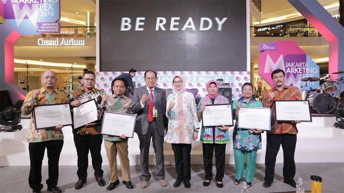 Dinas PU Tangerang Selatan Dapat Penghargaan Public Service of the Year Jabodetabek