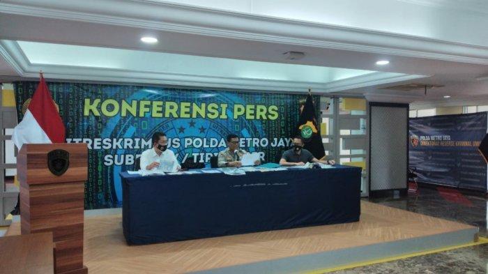 Tetapkan 3 Tersangka, Polisi Bongkar Akun Medsos Penghasut Pelajar Ikut Aksi Tolak Omnibus Law
