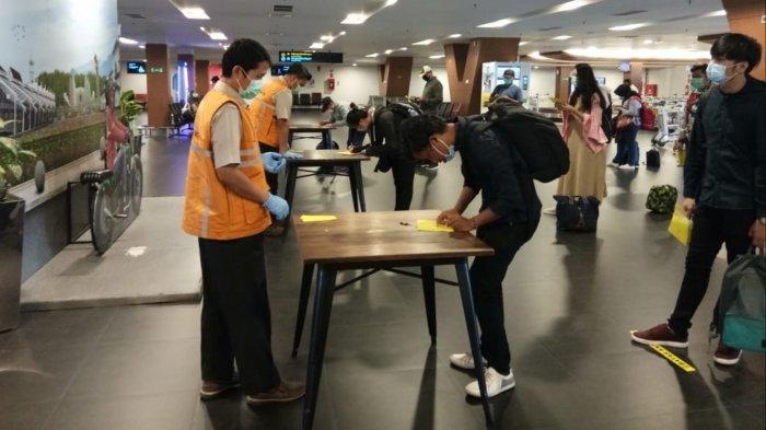 Penumpang Penerbangan Domestik di Bandara Soekarno-Hatta Wajib Mengisi Kartu Kewaspadaan Kesehatan