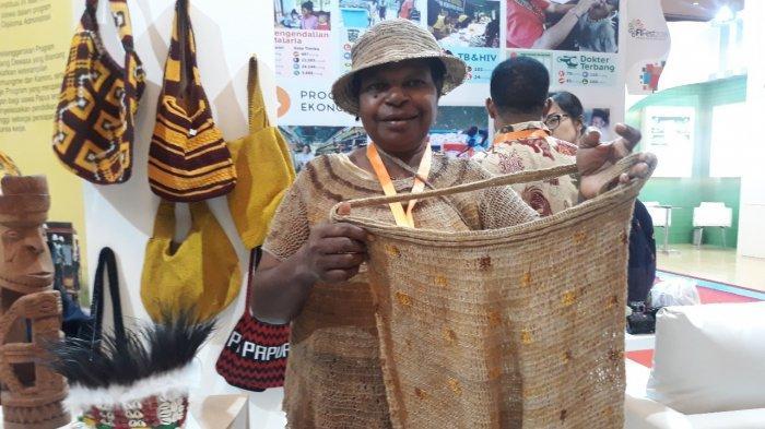 Yuk Borong Kerajinan Khas Papua di Filantropi Festival 2018, Harga Capai Jutaan Rupiah!