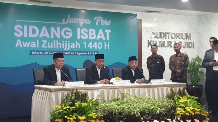 Sidang Isbat Penentuan 1 Syawal 1441 Hijriah Dilakukan Besok, Berikut 4 Link Live Streamingnya