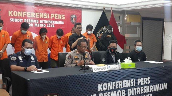 Residivis Kasus Narkoba Rampas Ponsel Warga di Tebet, AF Kini Mendekam di Penjara