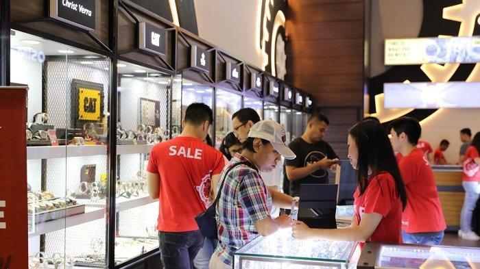 Sejumlah Brand Fashion Ternama Tawarkan Harga Khusus untuk Pengunjung Jakarta Fair