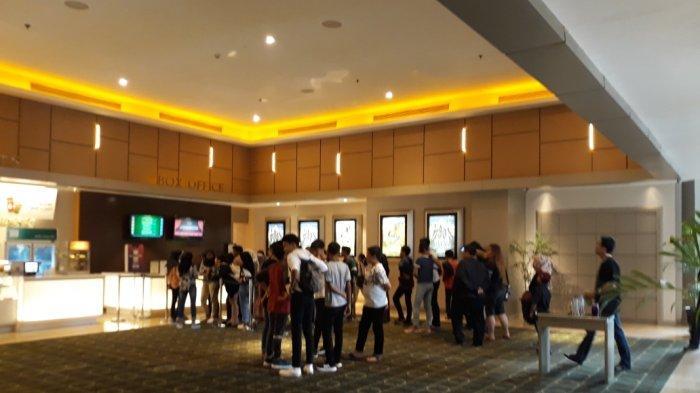 Captain Marvel Jadi Favorit Penonton Bioskop Di Sejumlah Mal Di Jakarta Barat Tribun Jakarta