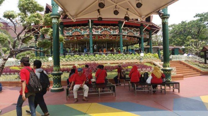 4.906 Pengurus RT-RW dan Jumantik di DKI Jakarta Liburan Gratis ke Ancol Taman Impian