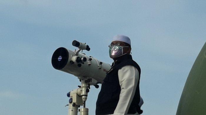 BMKG Tetapkan 34 Lokasi Pemantauan Hilal Tentukan Awal Bulan Ramadan