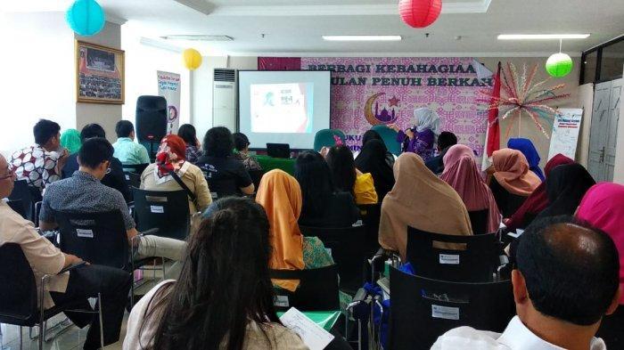 Sudin Kesehatan Jakarta Utara Beri Penyuluhan Keamanan Pangan Pada 50 Pengusaha Kuliner