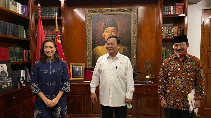 Muhamad Girang Diusung Gerindra Jadi Calon Wali Kota Tangsel Jadi Pendamping Keponakan Prabowo