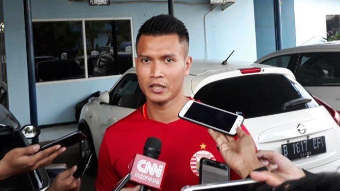 Tak Ada Persiapan Khusus, Shahar Ginanjar Siap Gantikan Andritany Jaga Gawang Persija Jakarta