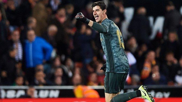 Thibaut Courtois: Awal Kedatangan Sempat Dicemooh, Kini Jadi Penyelamat Real Madrid