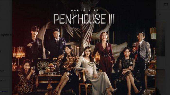 The Penthouse 3 Tayang Hari Ini, Buruan Lacak Jejak Mereka yang Muncul Lagi ke Hera Palace