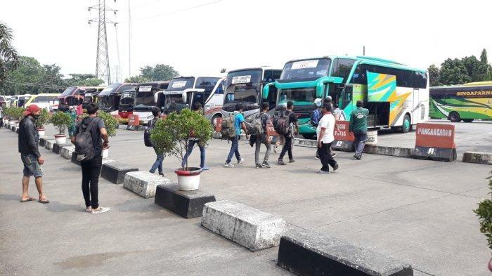 Keberangkatan Penumpang di Terminal Kampung Rambutan Diprediksi Melonjak Hingga Tanggal 5 Mei