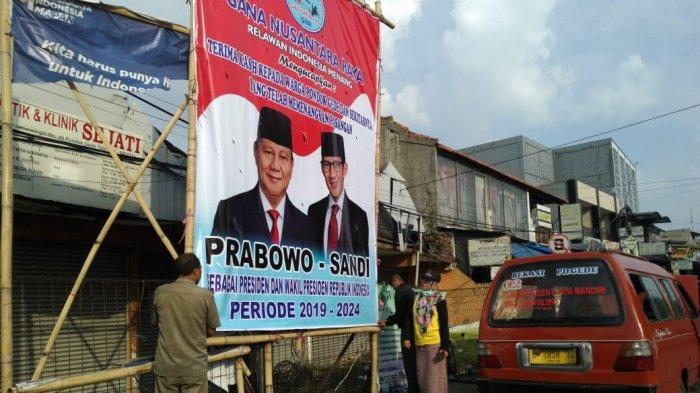 Bawaslu Kota Bekasi: Baliho Klaim Kemenangan Capres/Cawapres Bisa Timbulkan Kegaduhan