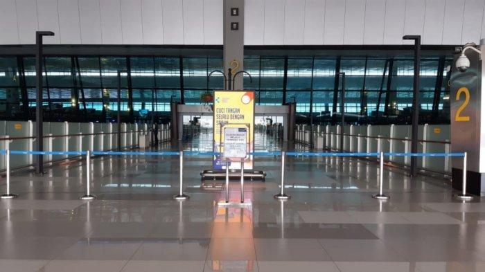 WNI yang Tiba di Bandara Soekarno-Hatta dari Luar Negeri Akan Menjalani Tes PCR