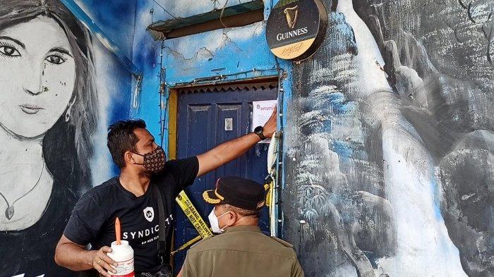 Keributan Oknum Polisi dan Anggota Ormas Berujung Penyegelan 24 Kafe di Koljem Cilincing