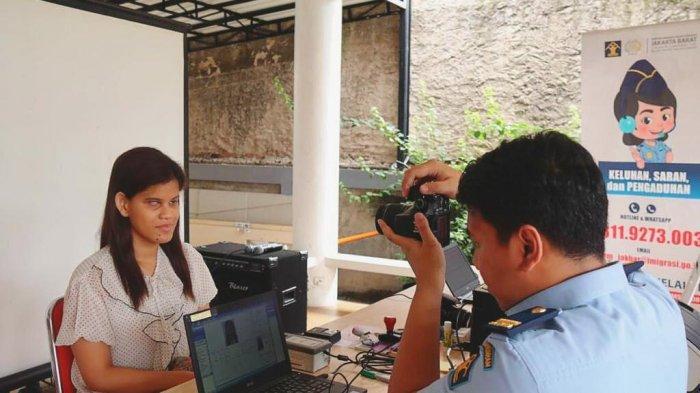 Beragam Terobosan Kantor Imigrasi Jakarta Barat untuk Prioritaskan Penyandang Disabilitas