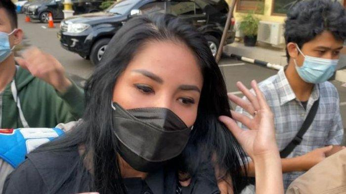 Adakah Keterlibatan Nindy di Kasus Narkoba Suaminya? Ini Kata Polisi
