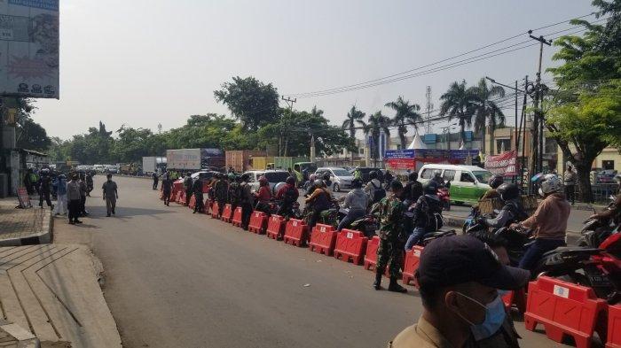 Volume Kendaraan di Kota Tangerang Masih Tinggi, Polisi Salahkan Perusahaan