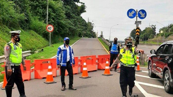 Daftar Titik Penyekatan di Tol Jasa Marga selama Masa PPKM Darurat
