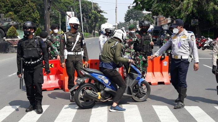 Ini Daftar 17 Titik Penyekatan PPKM Darurat di Kota Bogor