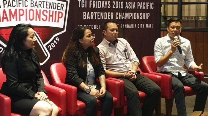 Marinel Paguia Asal Filipina Raih Juara Kompetisi Bartender Asia Pasifik 2019