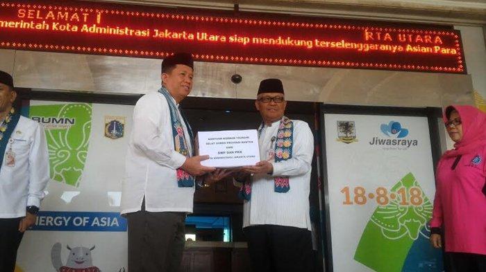 Pemkot Jakut Berhasil Kumpulkan Rp135 Juta Untuk Bantuan Korban Terdampak Tsunami Selat Sunda