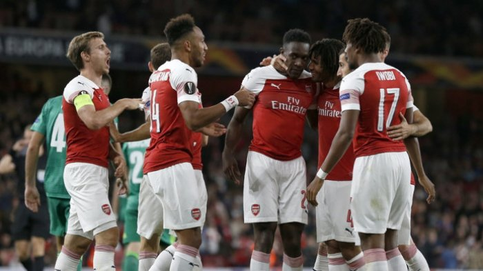 Arsenal Gagal Menang Lagi di Laga Uji Coba: Aubameyang Mandul, Meriam London Lemah di Sepak Pojok