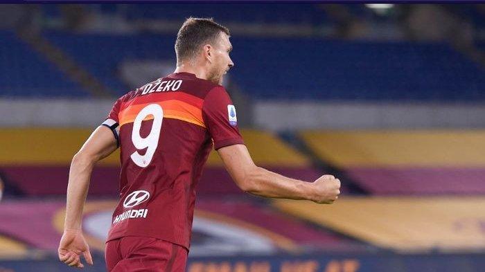 Hasil Liga Italia Serie A: Laga AS Roma Vs Benevento di Stadion Olimpico Banjir Gol