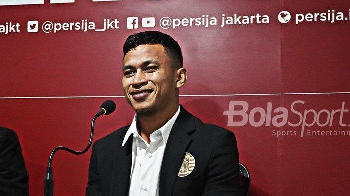 Ingin Dikenang Sebagai 'Caleg', Osvaldo Haay Siap Kerja Keras di Persija JakartaRaih Trofi Liga 1