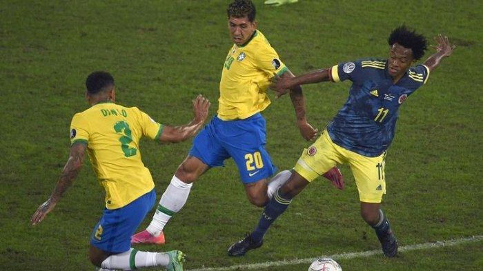 Pagi Ini Perebutan Juara 3 Copa America 2021 Peru Vs Kolombia, Bisa Streaming di Indosiar dan Vidio