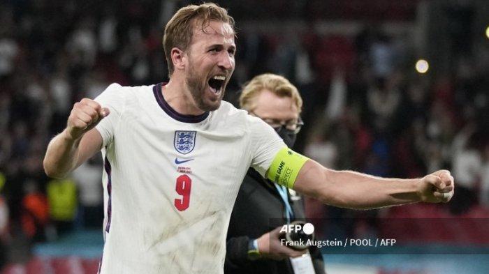 Harry Kane Yakin Sejarah Italia Tak Mempengaruhi Pertandingan Final Euro 2020