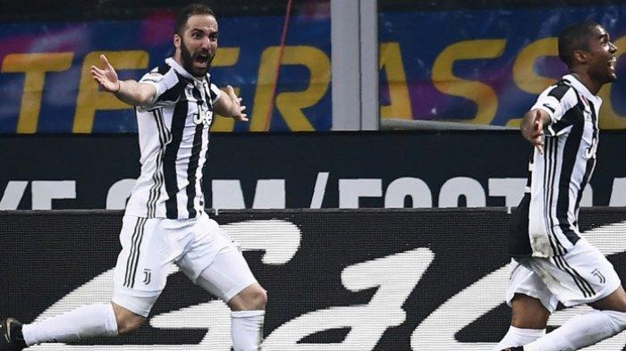 Drama 5 Gol: 2 Gol Bunuh Diri dan 1 Kartu Merah, Inter Milan Kalah di Kandang Lawan Juventus