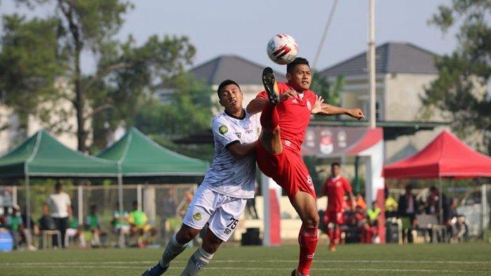 Berstatus Bintang Masa Depan Persija Jakarta, Pemain Muda Ini Ternyata Jebolan Diklat Persib