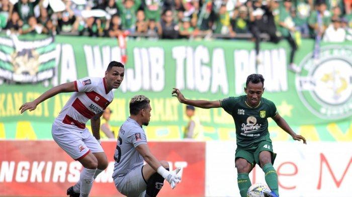 Menang Tipis di Leg Pertama, Persebaya Percaya Diri Hadapi Madura United di Leg Kedua Piala Presiden