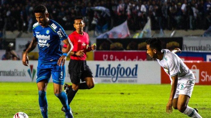 Pemain Persib Bandung Wander Luiz Positif Corona: Sempat ke Bali, Terdengar hingga ke Vietnam