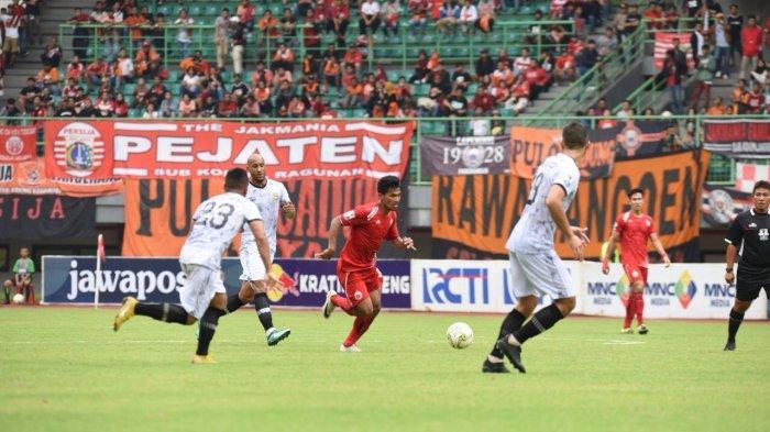 Sumbang 1 Gol ke Gawang Persela, Pelatih Persija Puji Setinggi Langit Permainan Heri Susanto
