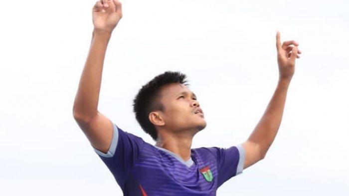 Bila Pensiun, Penyerang Persita Tangerang Ingin Jadi Pelatih Sepak Bola