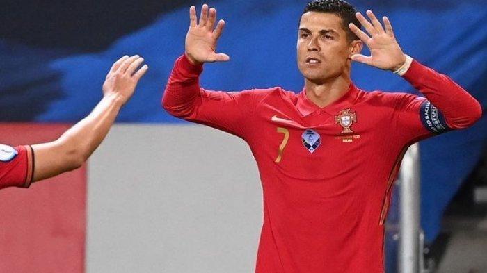 Hasil Kualifikasi Piala Dunia 2022: Portugal Menang Tipis Lawan Azerbaijan, Ronaldo Mandul