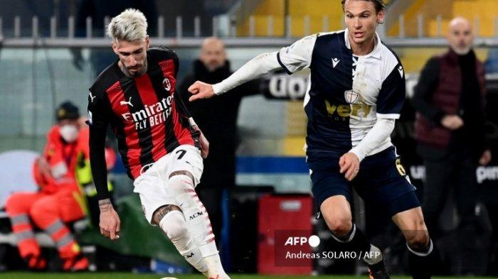 Hasil Lengkap Liga Italia, AC Milan Perkasa di Puncak Klasemen Setelah Gebuk Sampdoria