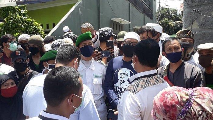 Polda Metro Jaya Rampungkan Gelar Perkara Kasus Kerumunan Pernikahan Putri Rizieq Shihab