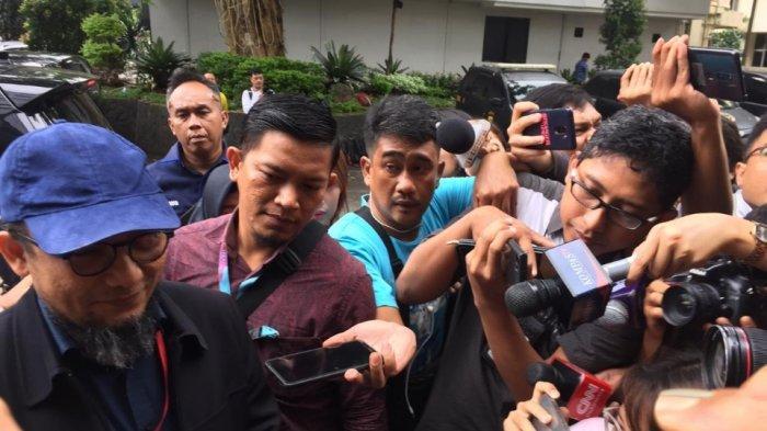 Datangi Polda Metro Jaya, Novel Baswedan Bakal Bicara Setelah Diperiksa Polisi